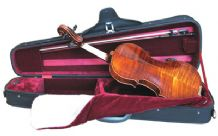 Westbury Antiqued Violin Outfit 4/4-1/2